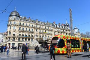 Odalys City Montpellier Les Occitanes, Apartmanhotelek  Montpellier - big - 32
