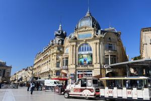 Odalys City Montpellier Les Occitanes, Apartmanhotelek  Montpellier - big - 33