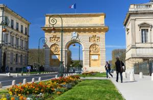 Odalys City Montpellier Les Occitanes, Apartmanhotelek  Montpellier - big - 34