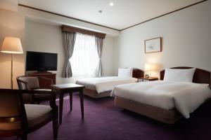 Matsumoto Hotel Kagetsu, Отели  Мацумото - big - 7