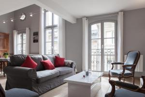 Apartment Rue Neuve with Elevator, Apartmány  Bordeaux - big - 17