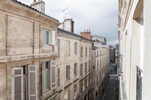 Apartment Rue Neuve with Elevator, Apartmány  Bordeaux - big - 11