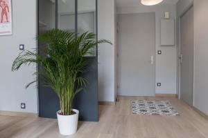 Apartment Rue Neuve with Elevator, Apartmány  Bordeaux - big - 23