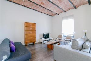 Deco Apartments – Diagonal, Appartamenti  Barcellona - big - 45