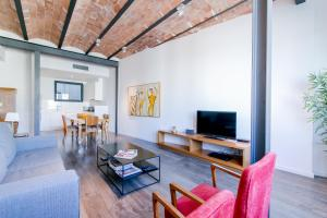 Deco Apartments – Diagonal, Appartamenti  Barcellona - big - 23
