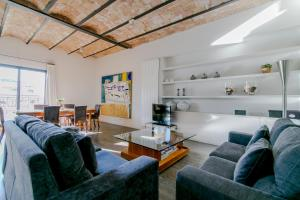 Deco Apartments – Diagonal, Appartamenti  Barcellona - big - 37