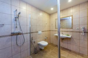 Aparthotel Lublanka, Hotely  Praha - big - 72