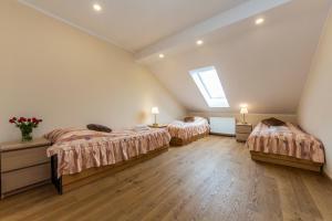 Aparthotel Lublanka, Hotely  Praha - big - 70