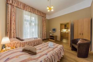 Aparthotel Lublanka, Hotels  Prag - big - 7