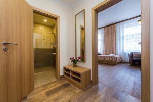 Aparthotel Lublanka, Hotels  Prag - big - 31