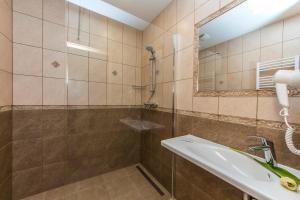 Aparthotel Lublanka, Hotels  Prag - big - 28