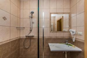 Aparthotel Lublanka, Hotels  Prag - big - 27