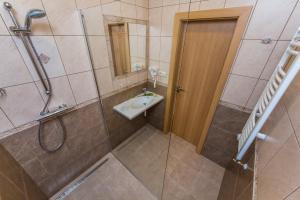 Aparthotel Lublanka, Hotels  Prag - big - 26