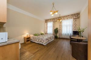 Aparthotel Lublanka, Hotels  Prag - big - 22