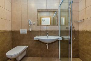 Aparthotel Lublanka, Hotels  Prag - big - 21
