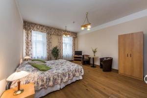 Aparthotel Lublanka, Hotels  Prag - big - 10