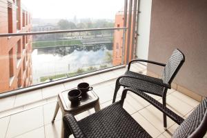Stay-In Riverfront Lofts, Апартаменты  Гданьск - big - 29
