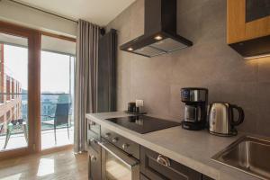 Stay-In Riverfront Lofts, Апартаменты  Гданьск - big - 36