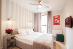 Stay-In Riverfront Lofts, Апартаменты  Гданьск - big - 37