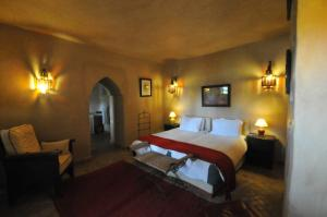Palais Oumensour, Bed and breakfasts  Taroudant - big - 22