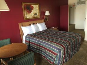 Kamer met Queensize Bed