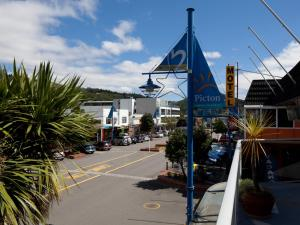 Picton Accommodation Gateway Motel, Motely  Picton - big - 81