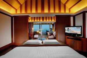 Pullman Oceanview Sanya Bay Resort & Spa, Hotels  Sanya - big - 10