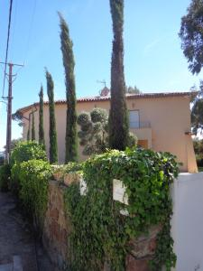 Villa Angelina Jardin, Апартаменты  Гримо - big - 22
