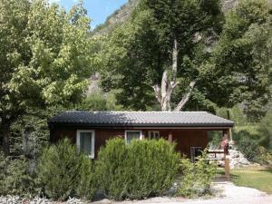 Camping La Cascade, Alpesi faházak  Le Bourg-d'Oisans - big - 1