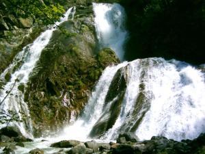 Camping La Cascade, Шале  Le Bourg-d'Oisans - big - 23