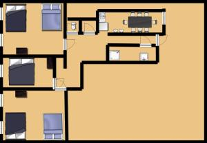 Modern Apartment Senovazne namesti 11