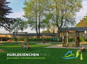 Mein Landhaus - Grosse Ferienwohnung, Apartments  Bad Harzburg - big - 40