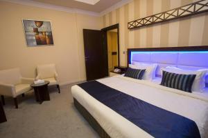 Blue Night Hotel, Szállodák  Dzsidda - big - 14