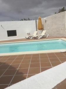 Casa Alba, Case vacanze  Nazaret - big - 47