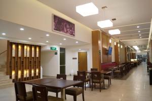 Hampton Inn by Hilton Villahermosa, Отели  Вильяэрмоса - big - 26