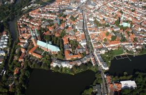 Lübecker Ganghausperle, Dovolenkové domy  Lübeck - big - 20