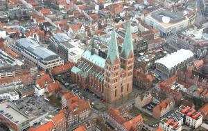 Lübecker Ganghausperle, Dovolenkové domy  Lübeck - big - 18