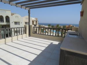 Azzurra two-Bedroom Apartment at Sahl Hasheesh, Apartmány  Hurghada - big - 51