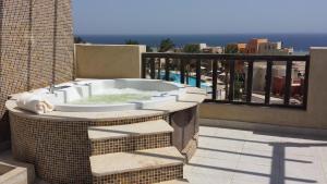 Azzurra two-Bedroom Apartment at Sahl Hasheesh, Apartmány  Hurghada - big - 53