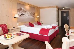 Hotel Spinne Grindelwald, Szállodák  Grindelwald - big - 24