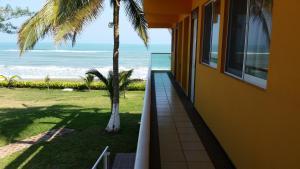 Hotel y Balneario Playa San Pablo, Отели  Monte Gordo - big - 5