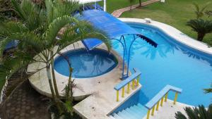 Hotel y Balneario Playa San Pablo, Hotels  Monte Gordo - big - 6