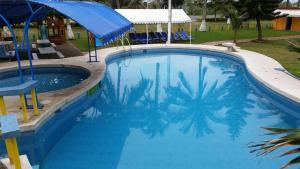 Hotel y Balneario Playa San Pablo, Отели  Monte Gordo - big - 8