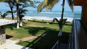Hotel y Balneario Playa San Pablo, Hotels  Monte Gordo - big - 11