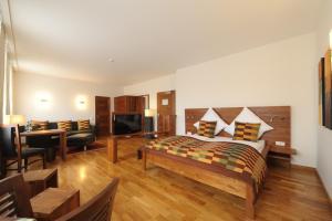 Nassauer Hof Kiedrich im Rheingau, Hotel  Kiedrich - big - 7