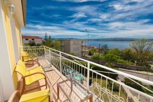 Apartments Vila Rosa Mora, Apartments  Crikvenica - big - 14