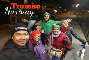 Tromso Activities Hostel, Hostely  Tromsø - big - 48