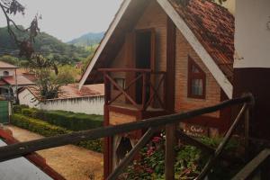 Chalé Bauzinho, Chaty v prírode  São Bento do Sapucaí - big - 17