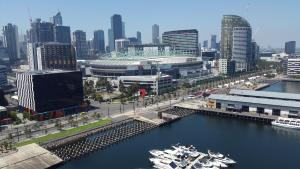 Apartment Water View Docklands, Apartments  Melbourne - big - 22