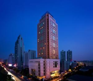 Jinhui Hotel, Отели  Нанкин - big - 1